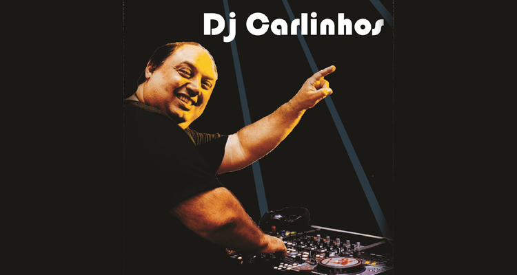 Logo Dj Carlinhos Cancun