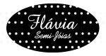 Logo Flávia Carnietto Semi Jóias