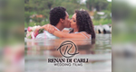 Logo Renan Di Carli Wedding Films