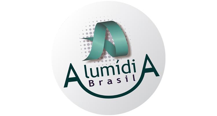 Logo Alumídia Brasil