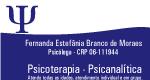 Logo Fernanda Estefânia Branco de Moraes