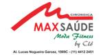 Logo Cirúrgica Max Saúde e Moda Fitness & Praia by Clô