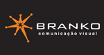 Logo Branko Comunicação Visual