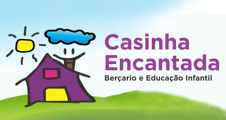 Logo Escola infantil Casinha Encantada