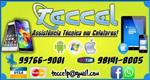 Logo Teccel - Assistência Técnica em Celulares
