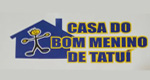 Logo Casa do Bom Menino de Tatuí