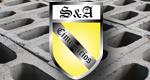 Logo S&A Cimentícios