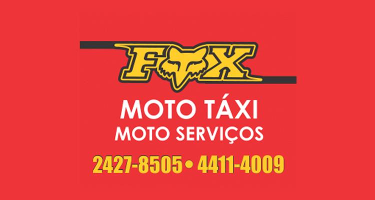 Logo Fox Moto Táxi