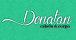 Logo Donatan Cabelo & Corpo