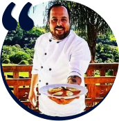 Chef Marcelo Bragion