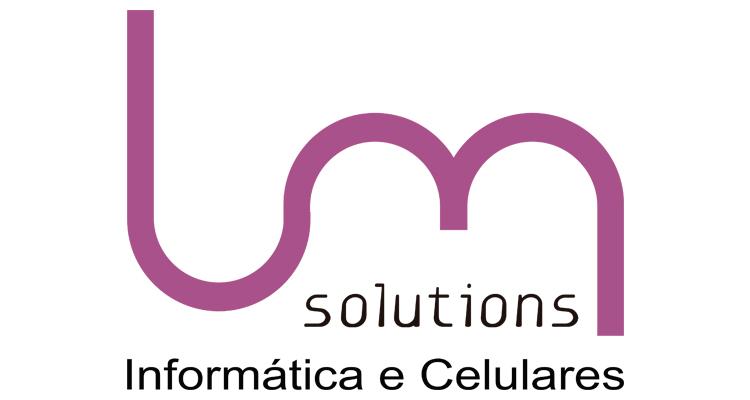 Logo LM Solutions Informatica e Celulares