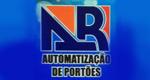 Logo AR Automatização de Portões e Sistemas de Segurança