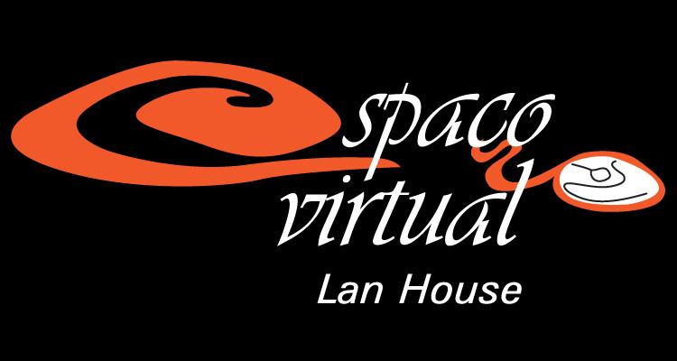 Logo Espaço Virtual Lan House