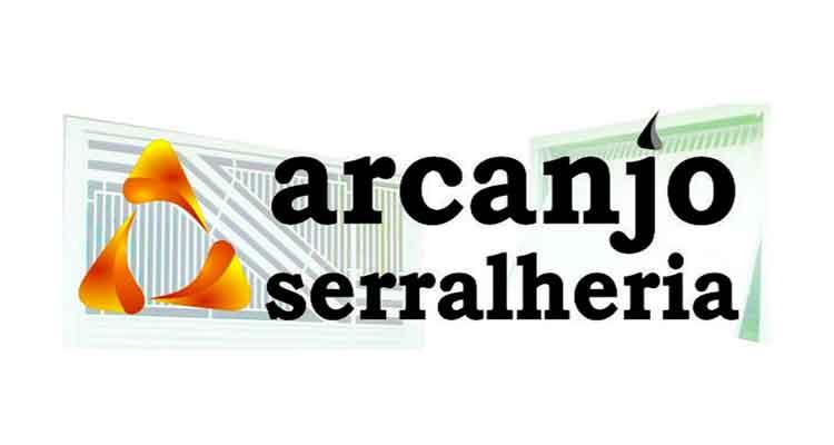 Logo Arcanjo Serralheria