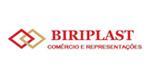 Logo Biriplast Distribuidora