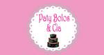 Logo Paty Bolos e Cia