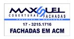 Logo Maxsuel Coberturas e Fachadas