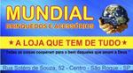 Logo Mundial Brinquedos e Acessórios para Celular