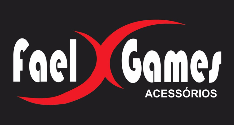 Logo Fael Games e Cases