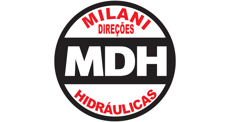 Logo Milani Direções Hidráulicas
