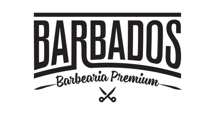 Logo Barbados Barbearia Premium