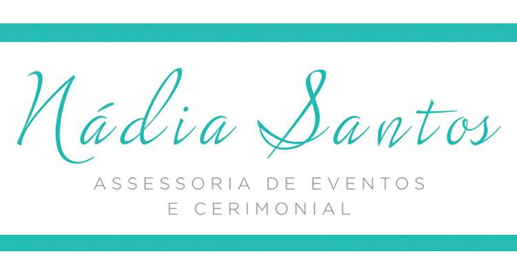 Logo Nádia Santos Assessoria de Eventos e Cerimonial