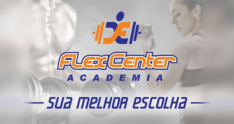 Logo Flex Center Academia