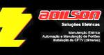 Logo Adilson Soluções Elétricas