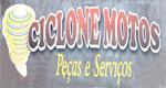 Logo Ciclone Motos Peças e Serviços ME