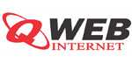 Logo QWEB Internet
