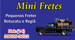 Logo Mini Fretes