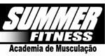 Logo Summer Fitness Academia de Musculação