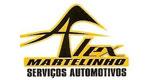 Logo Alex Martelinho de Ouro