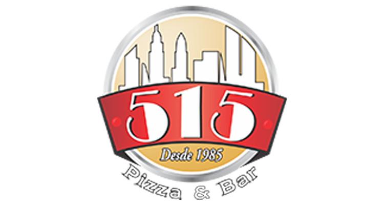 Logo 515 Pizzaria e Grill