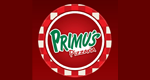 Logo Pizzaria Primu's