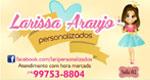 Larissa Araujo Personalizados