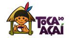 Logo Toca do Açaí Bauru