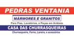 Logo Pedras Ventania - Mármores e Granitos