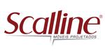 Logo Scalline Projetados