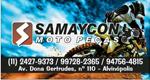 Logo Samaycon Moto Peças