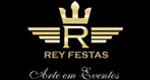 Logo Rey Festas