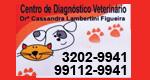 Logo Centro de Diagnóstico Veterinário