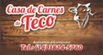 Logo Casa de Carnes do Teco