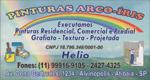 Logo Pinturas Arco Íris