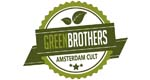 Logo Green Brothers Amsterdam Cult
