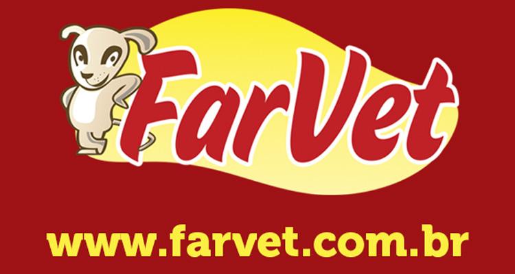 Logo FarVet Farmácia Veterinária Atibaia
