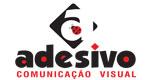 Logo Adesivo Comunicação Visual