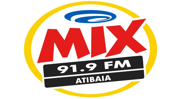 Logo Rádio Mix Atibaia