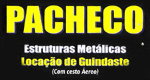 Logo Pacheco Estruturas Metálicas