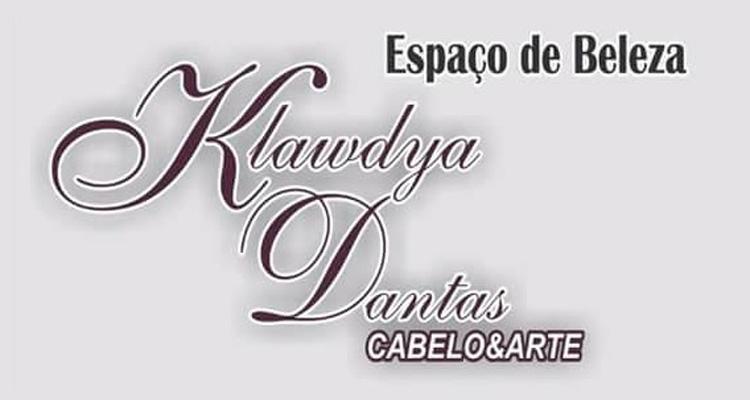 Logo Espaço de Beleza Klawdya Dantas